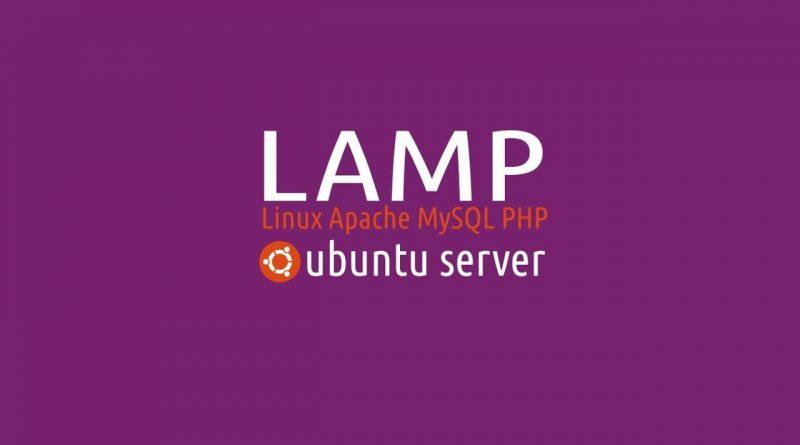 install LAMP stack and phpmyadmin on ubuntu 20.04