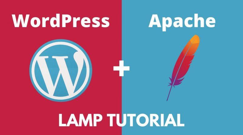 How To Install WordPress On Ubuntu 20.04 With Lamp