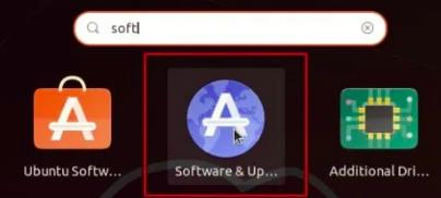 Software & Updates