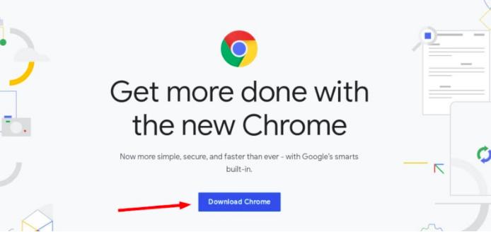 Install Google Chrome On Linux GUI