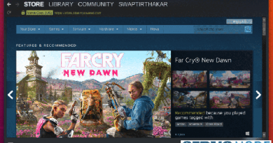 How to install steam on fedora