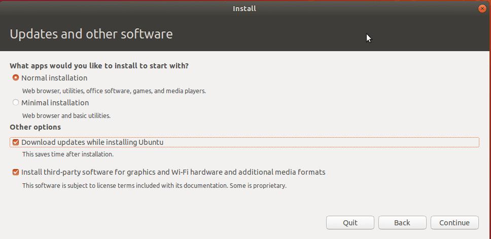 dual boot windows ubuntu