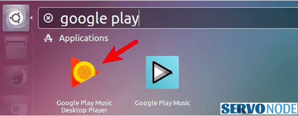 Google Play Music Desktop App on Debian