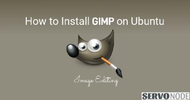 install gimp on ubuntu 18.04, 20.04, 21.04