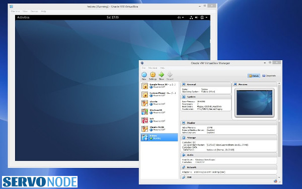 how to install virtualbox in fedora or RHEL or CentOS