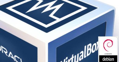 install virtualbox in Debian linux
