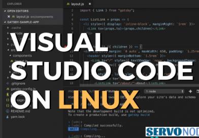 Install VS Code on Fedora, rhel, centos