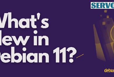 What's new in debian 11