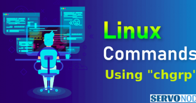 chgrp command in linux