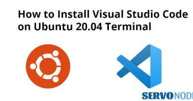 how to install visual studio code ubuntu