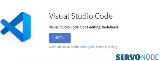 install visual studio code flatpak