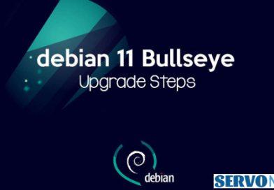 Upgrade Debian 10 to Debian 11