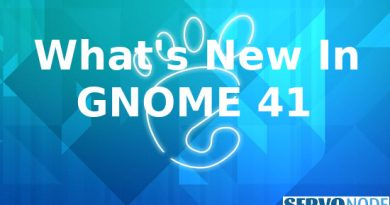 What's new in Gnome 41