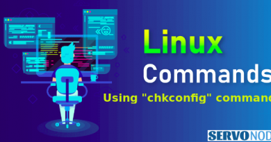 chkconfig command in linux