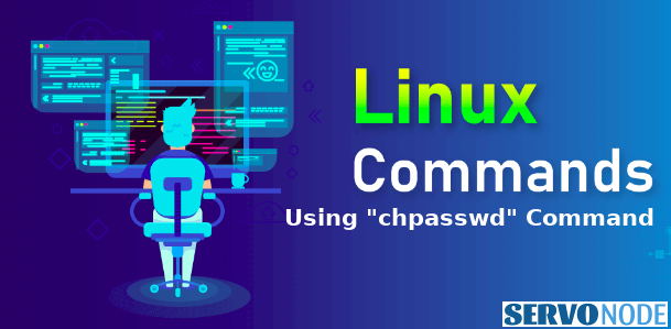 chpasswd command in linux