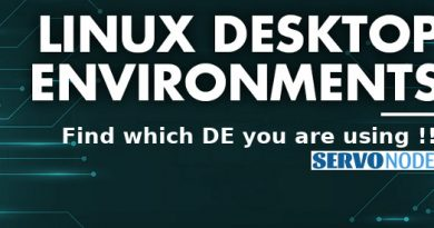 find which desktop environment you are using