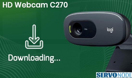 Logitech HD Webcam Drivers Windows